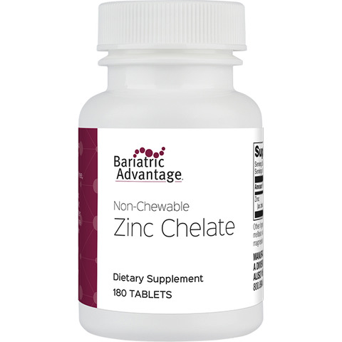 Non-Chewable Zinc Chelate