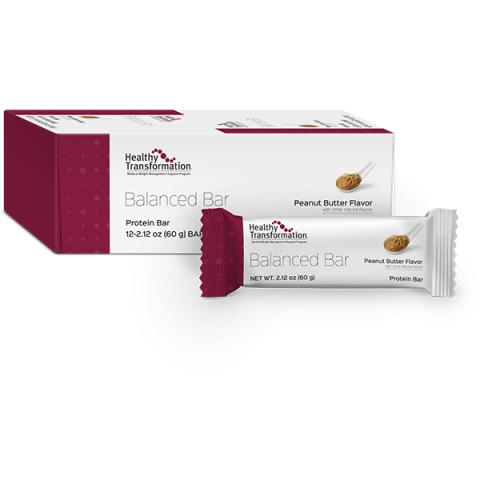 Healthy Transformation Balanced Bar